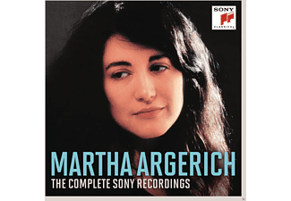 Martha Argerich - Martha Argerich-Complete Sony Classical Recordings - (CD)