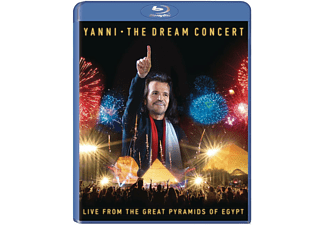 Yanni - The Dream Concert - Live from The Great Pyramids of Egypt (Blu-ray)