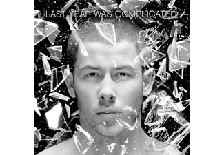Nick Jonas - Last Year Was Complicated | CD