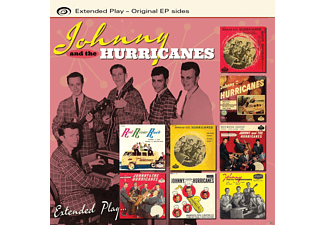 Johnny And The Hurricanes - Extended Play...Original EP Sides - (CD)