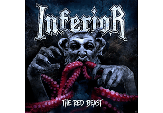 Inferior - The Red Beast - (CD)