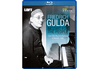 Friedrich Gulda - Mozart For The People - (Blu-ray)