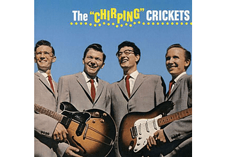"Buddy Holly - The ""Chirping"" Crickets (CD)"