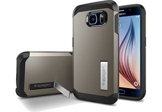 SPIGEN Tough Armor Galaxy S6 Grijs
