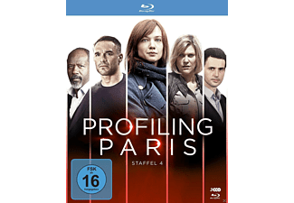 Profiling Paris - Staffel 4 - (Blu-ray)