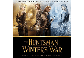 OST/VARIOUS - The Huntsman: Winter's War (By James Newton Howard - (CD)