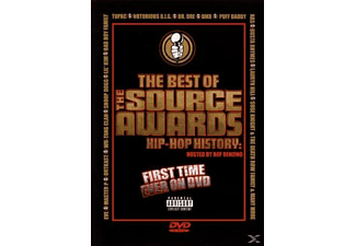 - The Best of the Source Awards - (DVD)