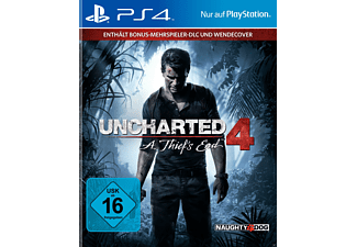 Uncharted 4: A Thief's End - Standard Plus Edition - PlayStation 4