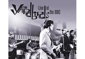 The Yardbirds - Live At The Bbc - (CD)