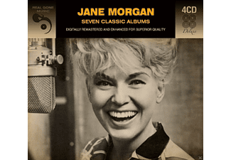 Jane Morgan - 7 Classic Albums - (CD)