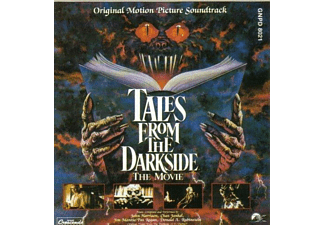 VARIOUS - Tales From The Dark Side - (CD)
