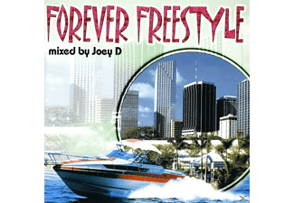 VARIOUS - Forever Freestyle Vol.1 - (CD)