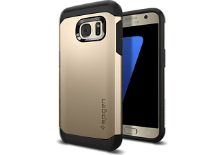 SPIGEN Tough Armor Galaxy S7 Goud