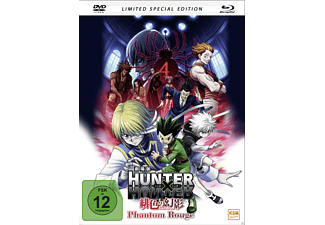 Hunter x Hunter: Phantom Rouge [Blu-ray + DVD]