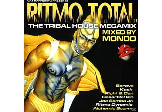 VARIOUS - Ritmo Total (The Tribal House Megamix) - (CD)
