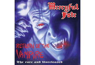 Mercyful Fate - The Return Of The Vampire [CD]