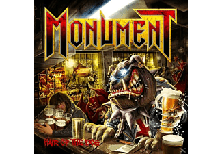 Monument - Hair Of The Dog (Ltd.Gatefold Vinyl) - (Vinyl)
