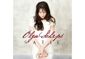 Olga Scheps - Satie - (CD)