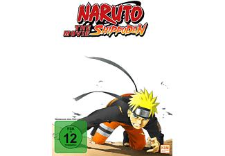 Naruto Shippuden The Movie (2007) [DVD]