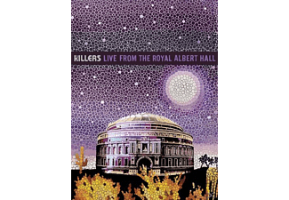 The Killers - Live From The Royal Albert Hall (DVD + CD)