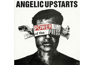 Angelic Upstarts - Power Of The Press - (CD)