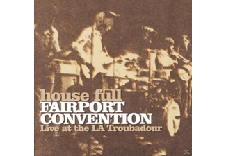Fairport Convention - House Full (CD)