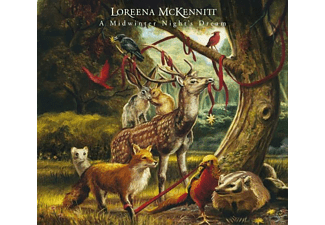 Loreena McKennitt - A Midwinter Night's Dream (CD)