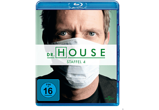 Dr. House - Staffel 4 - (Blu-ray)
