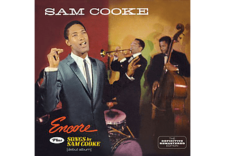 Sam Cooke - Encore / Songs by Sam Cooke (CD)