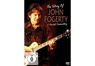 John Fogerty - The Story Of - (DVD)