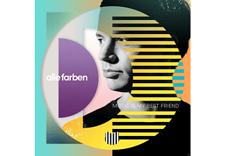Alle Farben - Music Is My Best Friend (Jewel Case) [CD]
