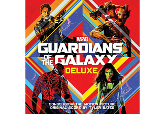 Tyler Bates, OST/VARIOUS - Guardians Of The Galaxy (Deluxe Edt.2LP) - (Vinyl)