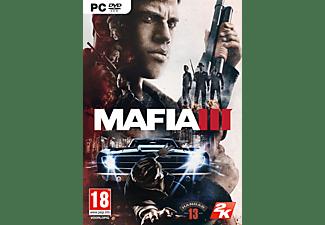 PC DVD Mafia III