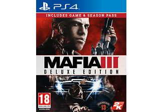 Mafia III (Deluxe Edition) | PlayStation 4