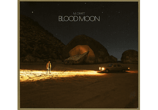 M. Craft - Blood Moon - (CD)