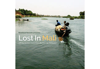 VARIOUS - Lost In Mali - (LP + Download)