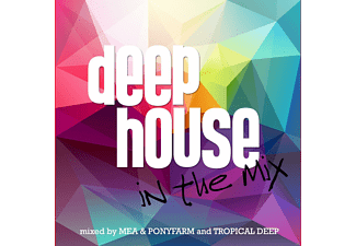 VARIOUS - Deep House In The Mix [CD]