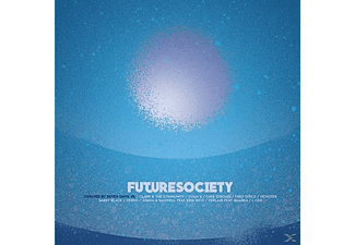 VARIOUS, Seven Davis Jr. - Future Society - (Vinyl)