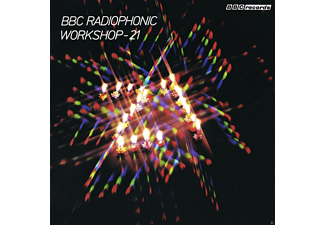 VARIOUS - BBC Radiophonic Workshop-21 - (CD)