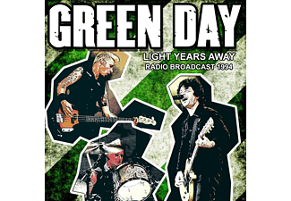 Green Day - Light Years Away/Radio Broadcast 1994 - (CD)