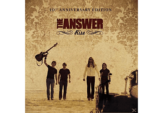 The Answer - Rise-10th Anniversary Edition - (CD)