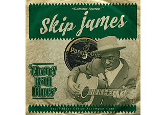 Skip James - Cherry Ball Blues - (CD)