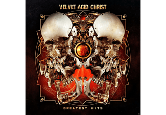 Velvet Acid Christ - Greatest Hits - (CD)