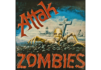 Attak - Zombies - (Vinyl)