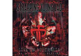 Strapping Young Lad - No Sleep 'till Bedtime-Live In Au - (Vinyl)