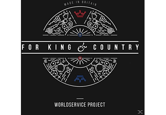 Worldservice Project - For King & Country - (CD)