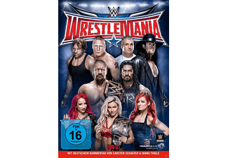 WWE - WrestleMania 32 - (DVD)