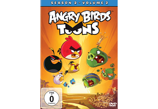 Angry Birds Toons - 2.2 Staffel - (DVD)