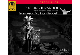 Margaret Price - Turandot (GA) - (CD)