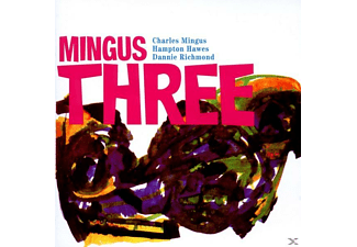 The Charles Mingus Trio - Mingus Three - (CD)